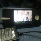 激レア! ジョージアの懸賞の東芝製ワンセグTV  バッテリー不安定...