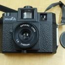 ホルガのブローニーサイズのカメラ。中古。