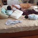 シングルベッド2つ差し上げます
