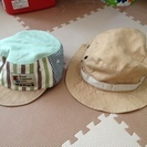 48サイズ帽子2枚セット