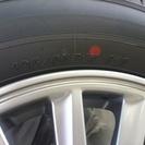 新品のタイヤとホイールです!