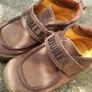 ダブルビーの靴15㎝値引き相談OK(^^)