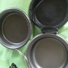 ≪取引終了≫シャープ◆3WAYグリル鍋◆グリル鍋・焼肉・すき焼きの画像