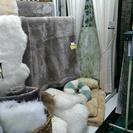 カーテン・絨毯・ムートン 大売り出し♪♪♪