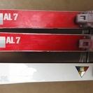 中古ですがスキー板2セット有ります。★値下げしました!