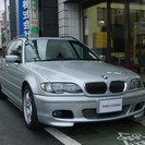 BMW 3シリーズ 2003 中古車 乗用車 横滑り防止装置 サン...