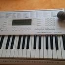 美品CASIO 光ナビゲーションキーボード LK-218