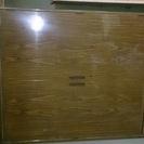 古い洋服タンスです。W120.T176.D56.cm位です。