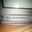 パナソニック14型アナログテレビ