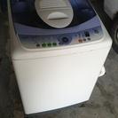 お取引中☆2004年製 7.0kg 三菱 洗濯機 風乾燥機能付き ...