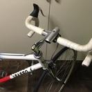 BASSOロードバイク美品!値引きしました。