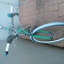クロスバイク 6段変速