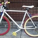 オリジナル ピストバイク