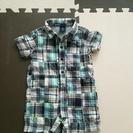 【美品】baby Gapロンパース80センチ