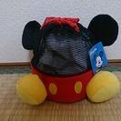 ミッキーマウス小物入れ(未使用)
