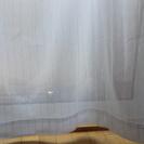 レースカーテン 100㎝×176㎝ 2枚組
