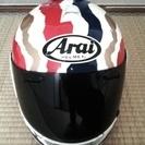 【差し上げます♪】バイクのヘルメット