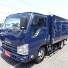 エルフ2トン低温冷凍車