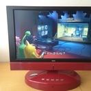 2007年製 20インチ DVD内蔵型地デジハイビジョン液晶テレビ