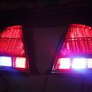 LEDテールランプ 製作キット 曲がる基盤、LED300発
