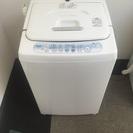 TOSHIBA全自動洗濯機  5kg 配達可能