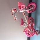 ハローキティ自転車12インチ