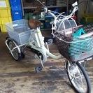 パナソニックカロヤカライフEB三輪車です。
