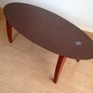 格安!木製ローテーブル