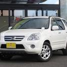 CR-V2.4 iL-D 4WD社外AW付冬タイヤ 純正ナビ フォグ