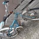 タイヤの交換必要の子供自転車です。