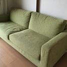 SPICAの2.5人掛ソファを差し上げます。