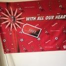 浦和レッズ フラッグ 旗 2002年ver.