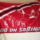 浦和レッズ フラッグ 旗 2003年ver.