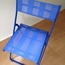 IKEA折りたたみチェア
