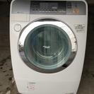 梅雨時期に大活躍!National ドラム式洗濯乾燥機 9kg お...