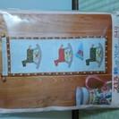 刺繍セット【木馬のウォールポケット】