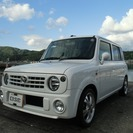 マツダ スピアーノ 660 SS ターボ・革巻ステアリングキーパ...