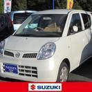 日産 モコ S (ホワイト) ハッチバック 軽自動車