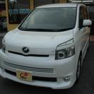 トヨタ ヴォクシー 2.0 ZS 4WD (パール) ミニバン