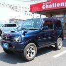 スズキ ジムニー 660 XC 4WD (ブルー) クロカン・...
