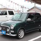 ダイハツ ミラジーノ 660 ミニライトスペシャル (グリーン...