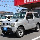 スズキ ジムニー 660 XL 4WD (シルバー) クロカン...