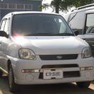 スバル プレオ 660 F CVT CD(ホワイト) ハッチバ...