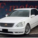 トヨタ セルシオ 4.3 C仕様 (パールホワイト) セダン