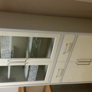 【譲ります】まだまだ使える食器棚
