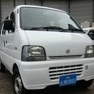 スズキ エブリイ 660 GA (ホワイト) ハッチバック 軽自動車