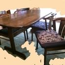 【無料】ダイニングテーブルセット