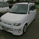 スバル プレオ 660 RM 4WD RM(ホワイト) ハッチ...