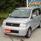 三菱 eKワゴン 660 M /純正アルミ・キーレス・CD(シ...