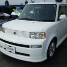 トヨタ bB 1.5 Z Xバージョン (ホワイト) ハッチバック